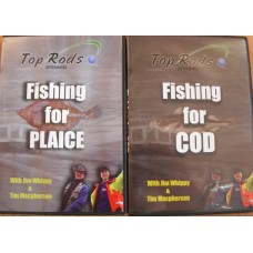 Fishing for Cod & Plaice - 2 DVDs